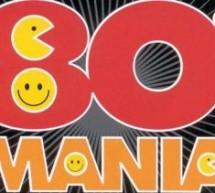 80 MANIA – THE CUBE – 11 MAGGIO