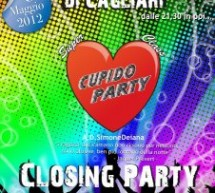 CLOSING PARTY CUPIDO PARTY SUPERCLASS – 8 MAGGIO