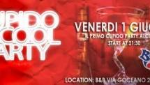 CUPIDO ALCOOL PARTY – B&B – VENERDI 1 GIUGNO