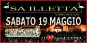 I LOVE SA ILLETTA – SABATO 19 MAGGIO