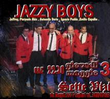 JAZZ BOYS – SETTE VIZI – CAGLIARI,3 MAGGIO