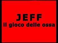 JEFF. IL GIOCO DELLE OSSA -TEATRO DELLE SALINE -25 MAGGIO