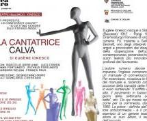 LA CANTATRICE CALVA – IL VICOLETTO – 12-13 MAGGIO