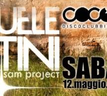 SAMUELE SARTINI – COCO DISCOCLUBBING – 12 MAGGIO