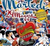 CUPIDO CARTOON PARTY – SETTE VIZI – 29 MAGGIO