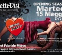 CUPIDO PARTY SUPER CLASS – SETTE VIZI- MARTEDI 15 MAGGIO