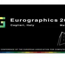 EUROGRAPHICS 2012 – CAGLIARI,13-18 MAGGIO