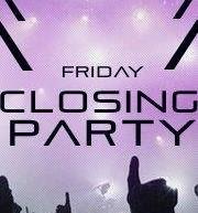 CLOSING PARTY – ORUS, CAGLIARI – 4 MAGGIO