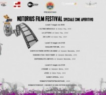 NOTORIUS FILM FESTIVAL CAGLIARI-14 e 21 MAGGIO