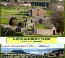NORDIC WALKING SULLA ROTTA DI SAN COSTANTINO – SEDILO 13 MAGGIO