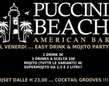 OPENING SUMMER PARTY  PUCCINI BEACH – 11 MAGGIO
