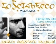 OPENING SEASON 2012 – SCIABECCO – SABATO 26 MAGGIO