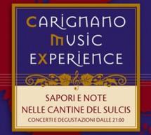 CARIGNANO MUSIC EXPERIENCE – DAL 15 LUGLIO