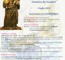 SAGRA ESTIVA E PROCESSIONE AL MARE DELLA MADONNA DI BONARIA -DOMENICA 1 LUGLIO