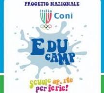 EDUCAMP 2012 – CAGLIARI – DALL'11 AL 29 GIUGNO