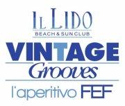 VINTAGE GROOVES – LIDO BEACH CLUB – MARTEDI 19 GIUGNO