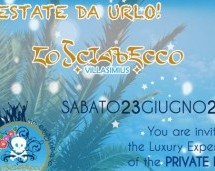EXCLUSIVE PARTY BOMBAY CLUB – SCIABECCO – SABATO 23 GIUGNO