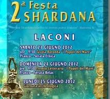 2° EDIZIONE SHARDANA – LACONI – 23-25 GIUGNO