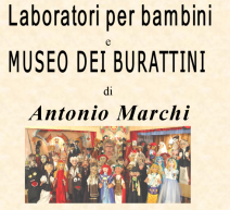 MUSEO DEI BURATTINI – CAGLIARI- 28 GIUGNO