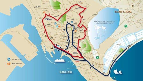 START THE NIGHT BUS SERVICE TO CAGLIARI KALARISEVENTI