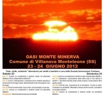 HELIOS ED ENERGHEIA – VILLANOVA MONTELEONE – 23-24 GIUGNO