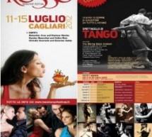 ROSSO TANGO ART FESTIVAL – CAGLIARI – 11-15 LUGLIO
