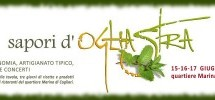 SAPORI D'OGLIASTRA – CAGLIARI – 15-17 GIUGNO