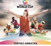 WORLD CUP BEACHVOLLEY – ARBATAX – 27 GIUGNO – 1 LUGLIO