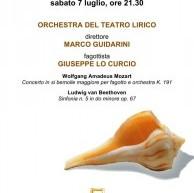 FESTIVAL D' ESTATE 2012 – 7 LUGLIO – 21.30 – INGRESSO LIBERO