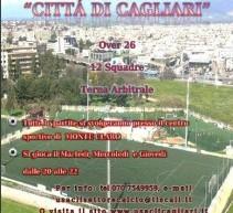"""CAMPIONATO PROVINCIALE """"CITTA' DI CAGLIARI"""" – DA OTTOBRE"""