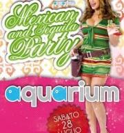 AQUARIUM MEXICAN & TEQUILA PARTY – CALASETTA -SABATO 28 LUGLIO