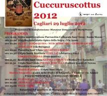 SAGRA CUCCURUSCOTTUS 2012 – CAGLIARI -STAMPACE – DOMENICA 29 LUGLIO
