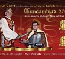 FESTIVAL DI CULTURA POPOLARE CUNCAMBIAS – SAN SPERATE – 22-29 LUGLIO