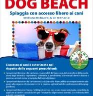 DOG BEACH IN TORTOLI