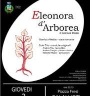 ELEONORA D'ARBOREA – PALAU – GIOVEDI 2 AGOSTO
