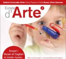 ESTATE D'ARTE – CAGLIARI – MUSEI CIVICI – DAL 2 LUGLIO AL 14 SETTEMBRE