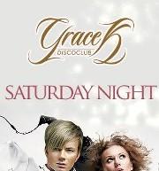 SATURDAY NIGHT – GRACE K – PULA- SABATO 4 AGOSTO