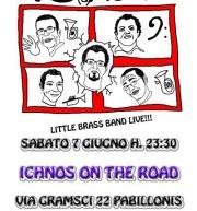 I 5 MORI LIVE – ICHNOS – PABILLONIS- SABATO 7 LUGLIO