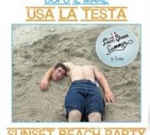 HAPPY HOUR AND DJ SET – LIDO BEACH CLUB – DOMENICA 15 LUGLIO