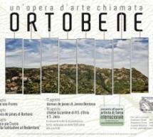 UN'OPERA D'ARTE CHIAMATA MONTE ORTOBENE – FINO AL 18 AGOSTO
