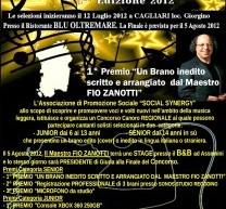 RISING STARS SARDEGNA – CONCORSO CANORO REGIONALE – 12 LUGLIO