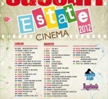 SASSARI ESTATE CINEMA 2012 – 9 LUGLIO- 31 AGOSTO