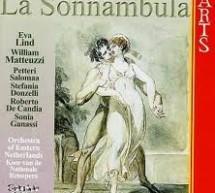 LA SONNAMBULA DI BELLINI  – PARCO DELLA MUSICA – SABATO 14 LUGLIO