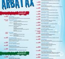 TORTOLI E ARBATAX -ESTATE 2012 – AGOSTO-SETTEMBRE 2012