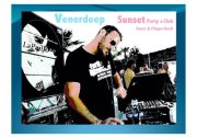 SPECIAL GUEST DJ FILIPPO NARDI – VENERDEEP – CAGLIARI – LA PAILLOTE – VENERDI 20 LUGLIO