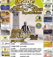 1° RADUNO VESPE E MOTO D'EPOCA – CARBONIA -DOMENICA 15 LUGLIO