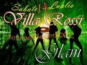 PARTY A VILLA ROSSI – SABATO 14 LUGLIO