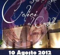 CALICI SOTTO LE STELLE…AL CASTELLO – IGLESIAS – VENERDI 10 AGOSTO