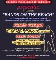 BANDS ON THE BEACH -CAYO LOCO- LA MADDALENA SPIAGGIA – VENERDI 10 AGOSTO