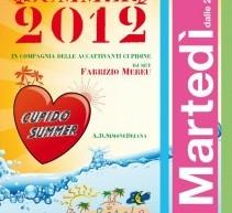 CUPIDO PARTY SUPER CLASS – CAGLIARI – POETTO – PALM BEACH – MARTEDI 31 LUGLIO